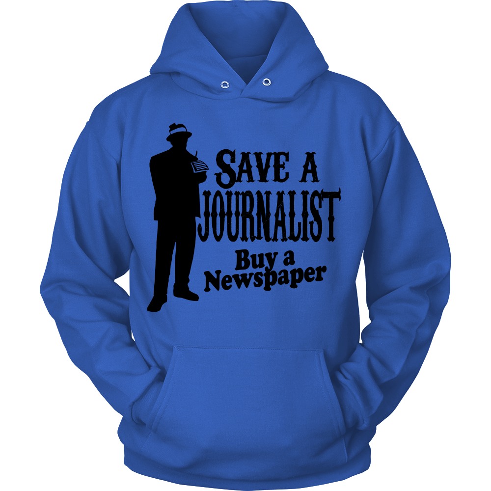 Save a Journalist Buy a Newspaper (Women)