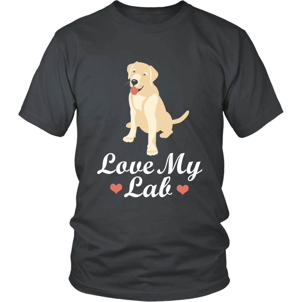 LOve my Lab (Men)