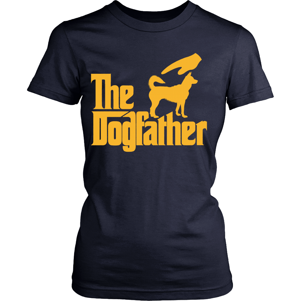 FunkyShirty The Dogfather (Women)  Creative Design - FunkyShirty