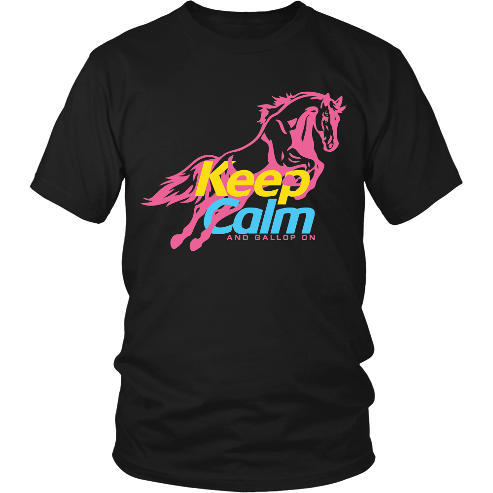 Keep Calm and Gallop On (Men)