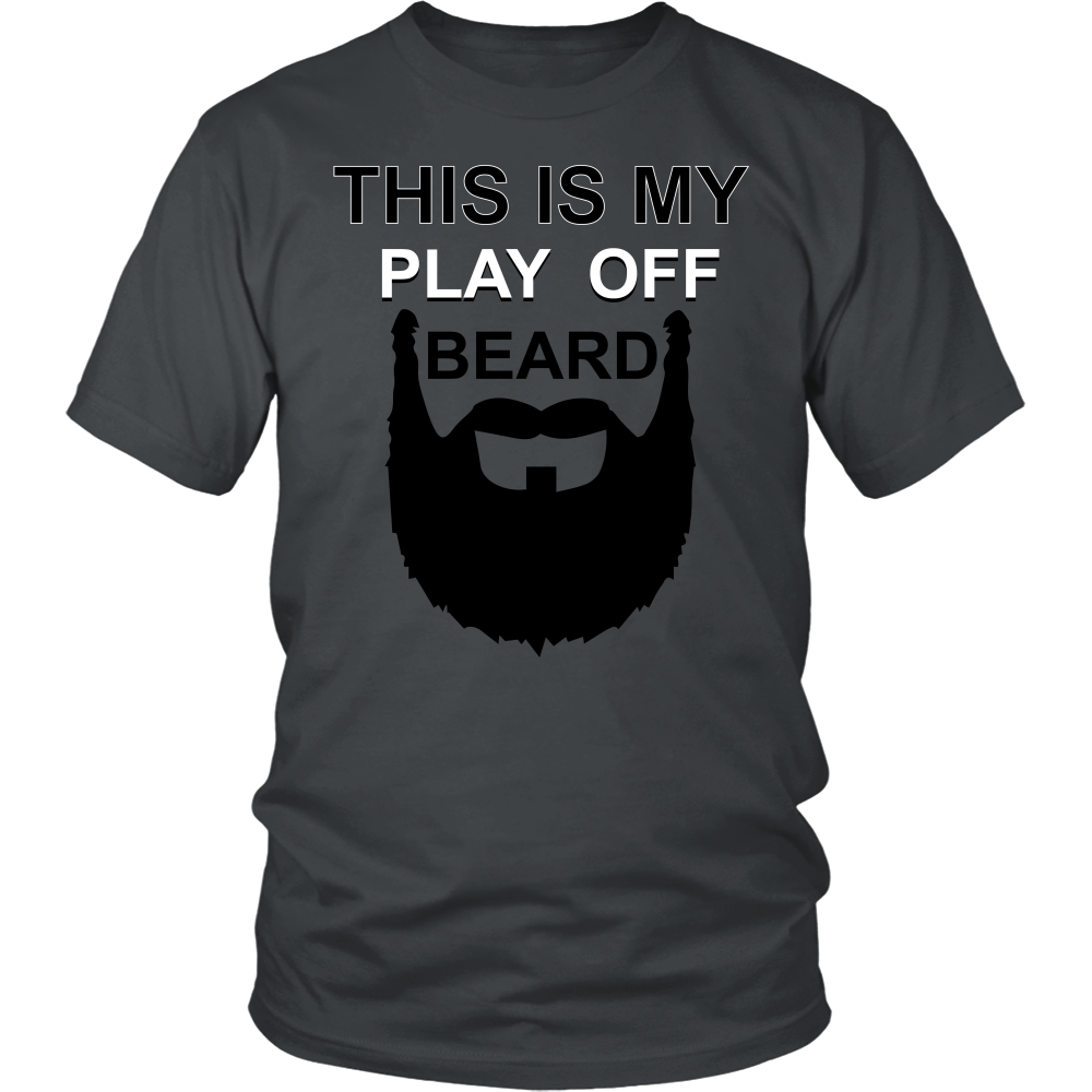 This Is My Play Off Beard