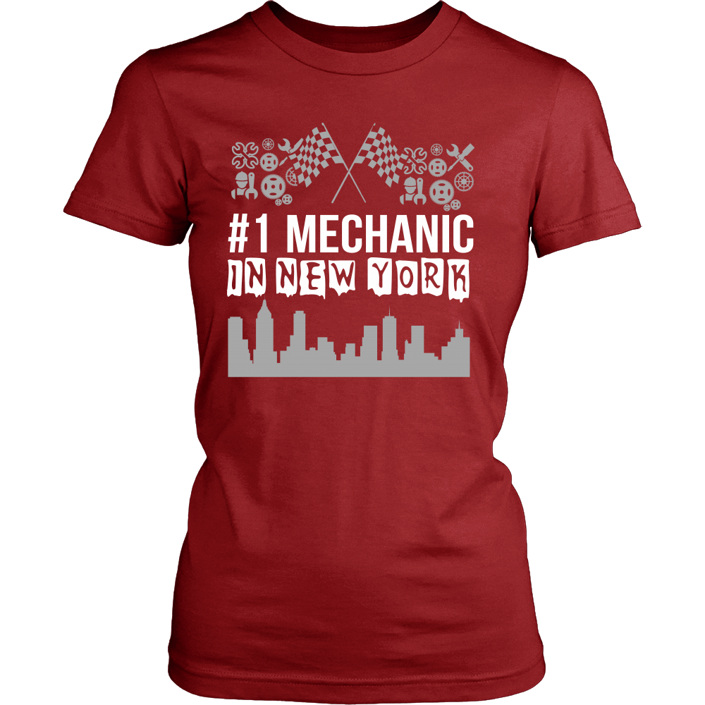 # 1 Mechanic in Newyork (Women)