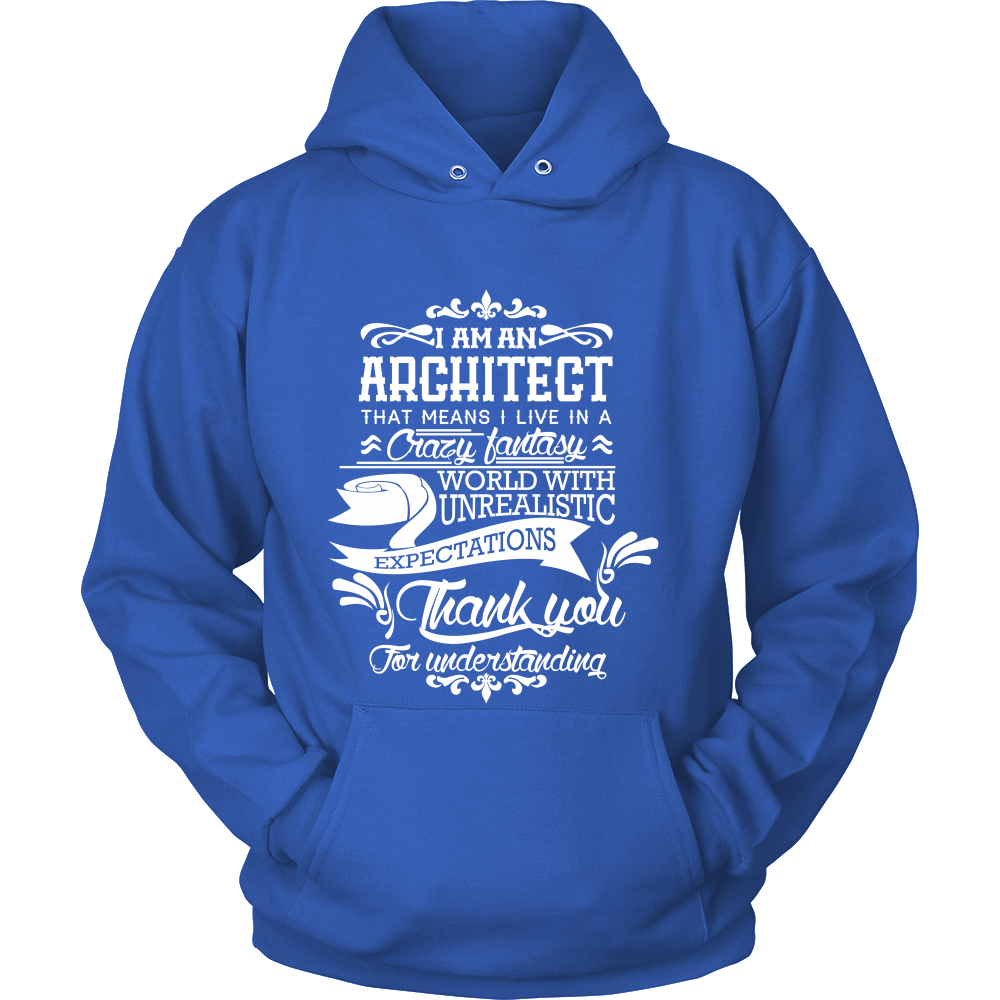 FunkyShirty Architect (Women)  Creative Design - FunkyShirty