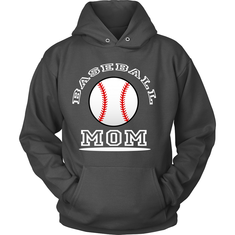 FunkyShirty Baseball Mom  Creative Design - FunkyShirty