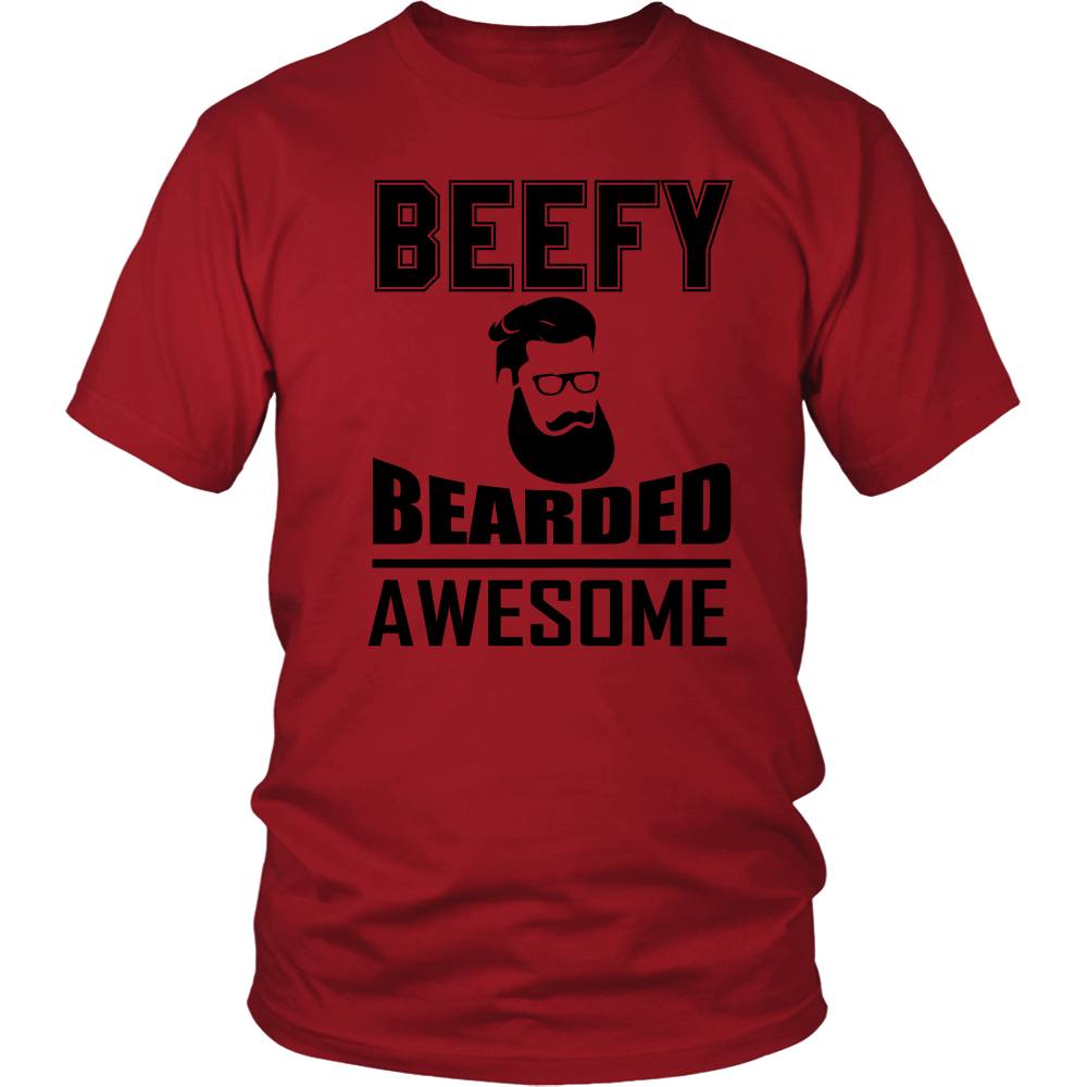 Beefy Bearded Awesome