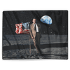 Reagan on the Moon - Blanket
