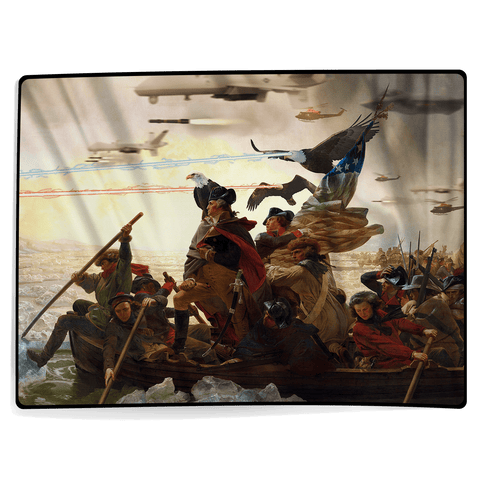 Crossing the Delaware - Blanket