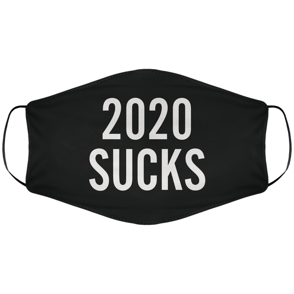 2020 Sucks Face Cover