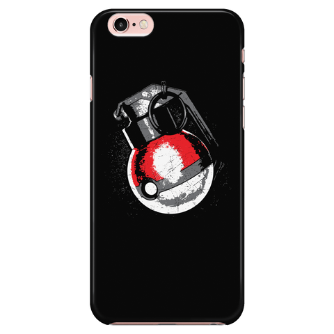 Pokegrenade - Phone Case