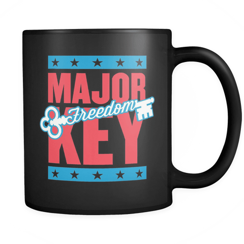 Major Key - Coffee Mug