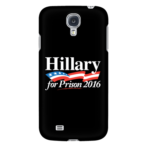Hillary For Prison - Phone Case