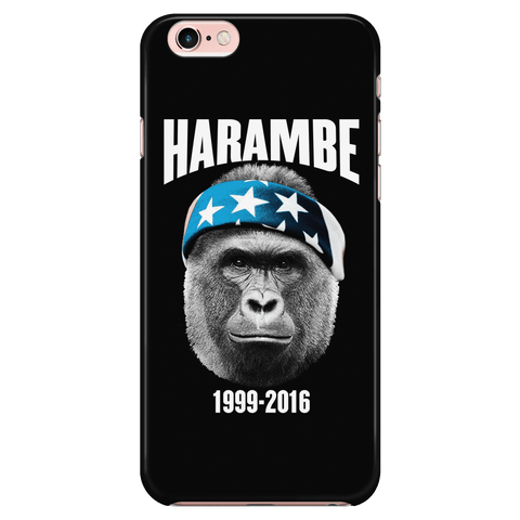 Harambe 1999-2016 - Phone Case