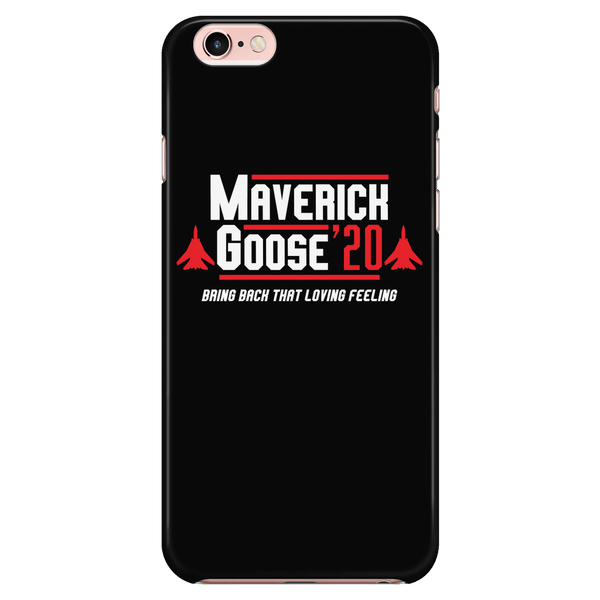 Maverick Goose 2020 - Phone Case