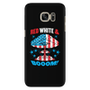 Red, White, and Boom - Phone Case