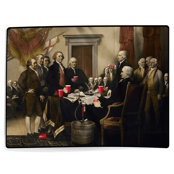 Party Like our Forefathers - Blanket