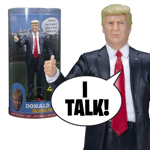 Donald Talking Figure
