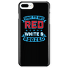 Red White and Boozed - Phone Case