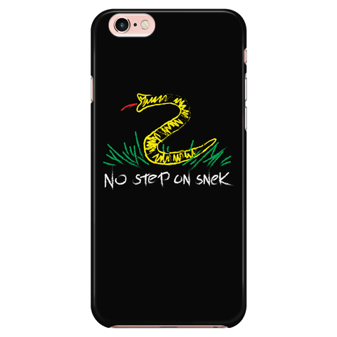 No Step on Snek - Phone Case