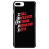 All Faster Than 911 - Phone case