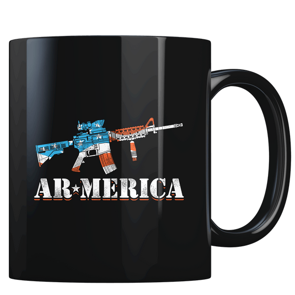 AR-Merica - Coffee Mug