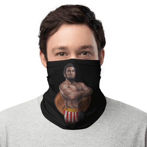 Abe the Champ V1 Face Gaiter