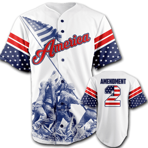 AK: 2nd Amendment Jersey