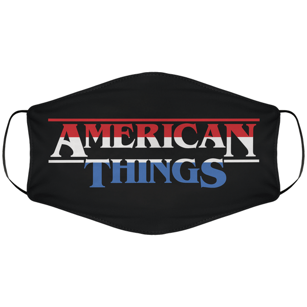 American Things  Face Cover