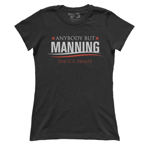 Anybody but Manning (Ladies)