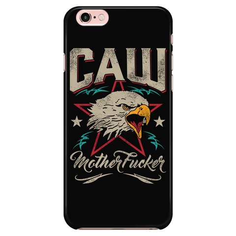 CAW Mother Fu*ker - Phone Case
