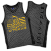 Don't Tread on Me Basketball Jersey
