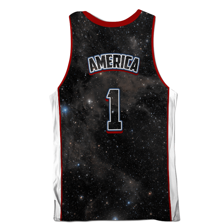 fb88efae4 Team USA Galaxy Jersey | American AF - AAF Nation