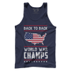 AK: Back-To-Back World War Champs!