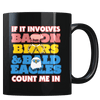 Bacon Beers and Bald Eagles - Coffee Mug