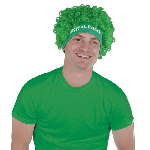 SPD - Happy St. Patrick's Day Wig