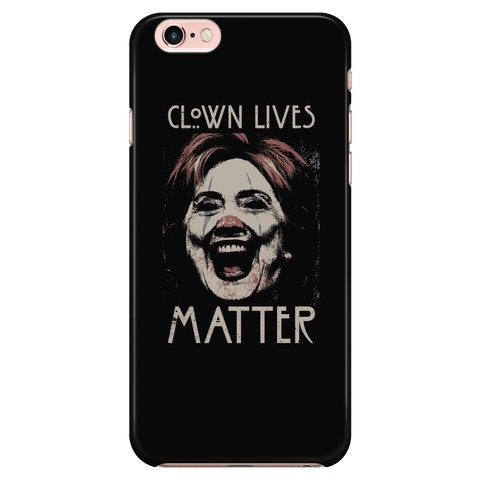 Clown Lives Matter - Phone case