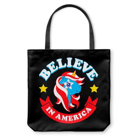 Believe in America - Tote Bag
