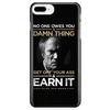 No One Owes You - Phone case