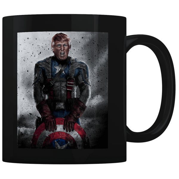 Captain Trump - Coffee Mug