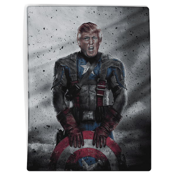 Captain Trump - Blanket