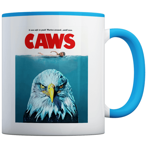 Caws (parody) - Coffee Mug