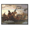 Crossing The Delaware - Poster