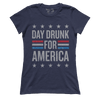 Day Drunk for America (Ladies)