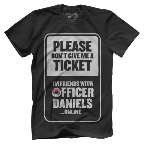 OD: Don't Ticket