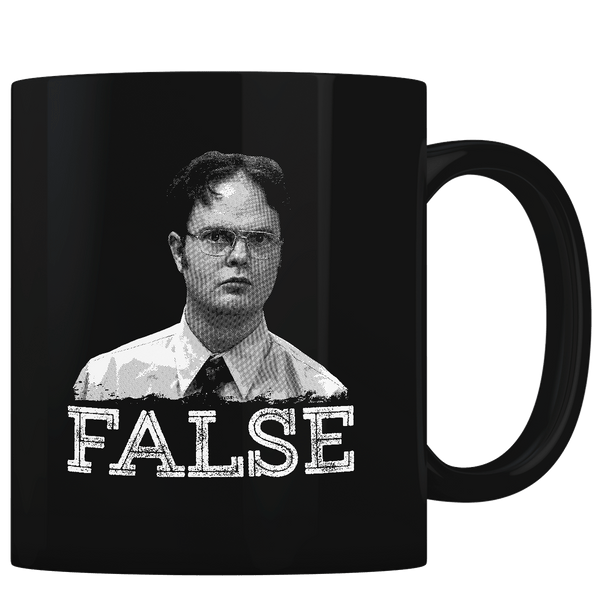 Dwight Schrute False - Coffee Mug