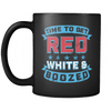 Red White and Boozed - Coffee Mug