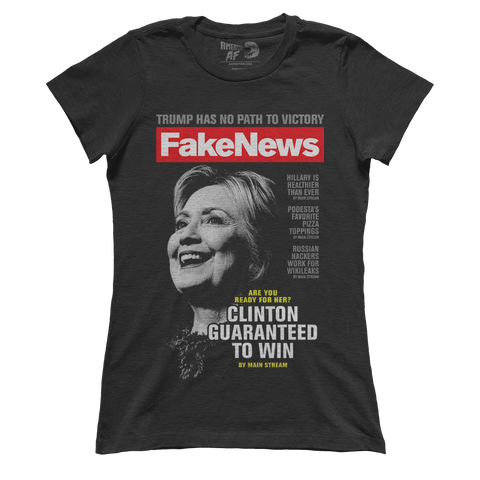 G.E.T. Fake News (Ladies)