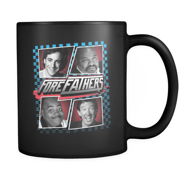 America's Forefathers - Coffee Mug