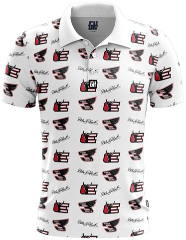 The Intimidator Golf Polo
