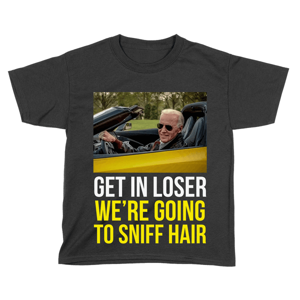 Get in - Sniff Hair - Kids