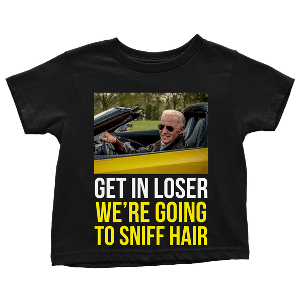 Get in - Sniff Hair - Toddlers